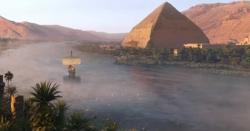 دریائے نیل کی گہرائی سے فرعون کے زمانے کی ایسی چیز نکل آئی کہ پوری دنیا دیکھنے کیلئے دوڑی چلی آئی