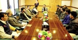 وزیراعلیٰ سے طاہرشگری کی ملاقات،مسائل سے تفصیلاً آگاہ کیا(حفیظ الرحمن کاآئندہ ماہ دورے کااعلان)