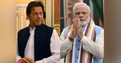 بھارتی وزیر اعظم مودی نے وزیراعظم عمران خان کو پیغام بھیج دیا