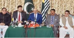 ایس سی او آزاد جموں و کشمیر اور گلگت  بلتستان کا ایک غیر معمولی نیٹ ورک ہے
