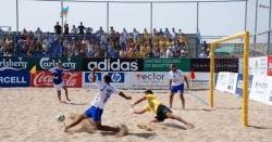 فیفا بیچ سوکر ورلڈ کپ 27 اپریل سے 7 مئی تک بھاماس میں کھیلا جائے گا