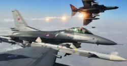 ترک فضائیہ کے پائلٹنے پاک فضائیہ کے شاہین کیساتھ مل کر بھارت کو بڑا جھٹکا دیدیا