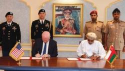 عمان نے امریکی فوج کو اپنی بندرگاہیں استعمال کرنے کی اجازت دیدی