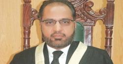 سابق جج شوکت عزیز صدیقی کی درخواست سماعت کیلئے منظور