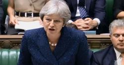 بریگزٹ بحران پر تھریسامے پریشان، پارلیمنٹ میں ایک اور شکست کا سامنا