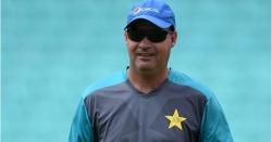 پاکستان آسٹریلیا ون ڈے سیریز مکی آرتھر کا اہم بیان سامنے آگیا