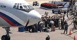 روس نے اپنے فوجی اور دفاعی آلات وینزویلا پہنچا دیے