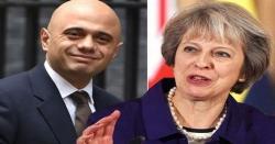 برطانوی وزیراعظم کا مستعفی ہونے کا عندیہ، پاکستانی نژاد ساجد جاوید بھی امیدوار
