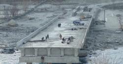 سلطان آباد پل پر غیر ضروری مداخلت کی جارہی ہے، ٹھیکیدار