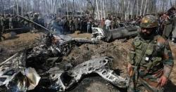 بھارتی فوج نے پاکستانی طیارہ سمجھ کر اپنا ہیلی کاپٹر مارگرایا تھا