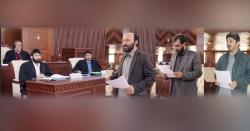 گلگت بلتستان کو اندھیرے میں دھکیلا جا رہا ہے ،جعفراللہ خان