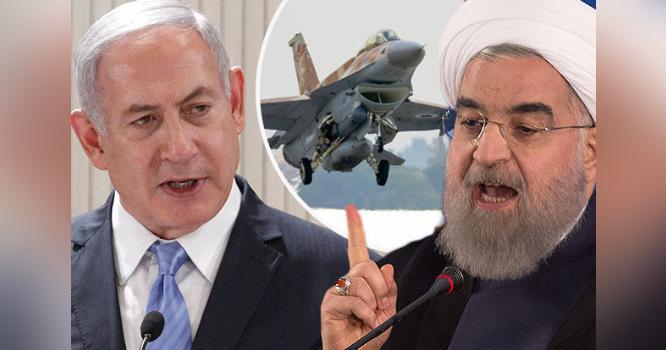 ایران نے اسرائیل کو بھرپور جواب دینے کی دھمکی دے دی ،دونوں ملکوں کے درمیان کشیدگی میں اضافہ