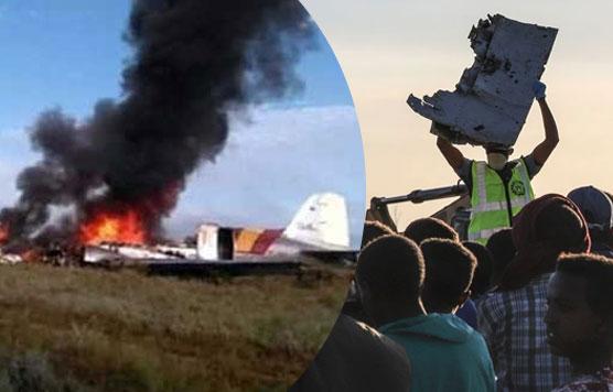 ایتھوپین طیارے کے تباہ ہونے سے قبل پائلٹس نے آخری پیغام کیا بھیجا تھا جس کے فوراً بعد طیارہ تباہ ہو گیا