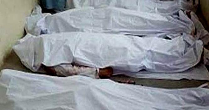 پاکستان کے اہم ترین شہر میں المناک حادثے نے سب کے رونگٹے کھڑے کردیئے