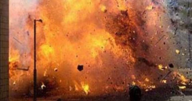 پی ایس ایل فائنل کے دن پاکستانیوں کیلئے افسوسناک خبر ۔۔ ریموٹ کنٹرول بم زور دھماکہ ، متعدد شہادتیں ،