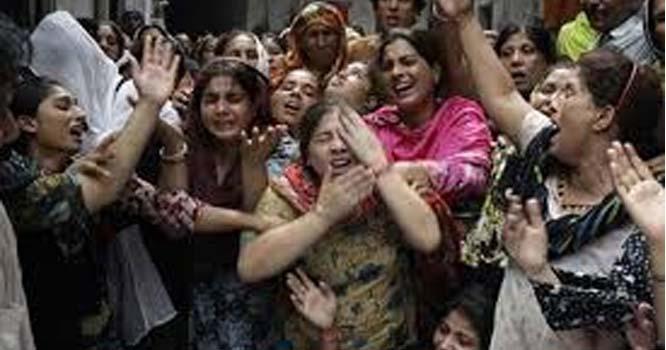 پاکستان پر قیامت ٹوٹ پڑی