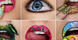 ہونٹوں کو حیرت انگیز انداز سے سجانے کا نیا رجحان