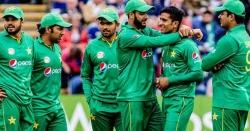 پاکستانی ٹیم کے پانچ کھلاڑی فٹنس ٹیسٹ میں فیل ہو گئے