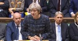 برطانوی پارلیمنٹ میں بریگزیٹ سے متعلق مزید 4 قراردادیں مسترد