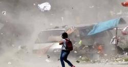 نیپال میں ہلاکت خیز طوفان میں 29 افراد ہلاک، 600 زخمی