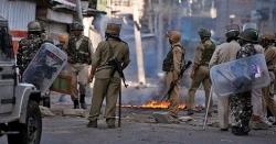 مقبوضہ کشمیر میں بھارتی فورسز کے ہاتھوں مزید 4 کشمیری نوجوان شہید