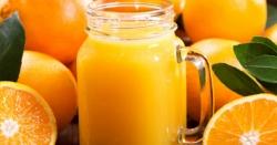 نارنجی کا رس خون کا بہاؤ بڑھانے کیلئے انتہائی مفید قرار