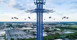 اورلینڈو میں نصب 360 فٹ اونچا دنیا کا خطرناک ترین جھولا