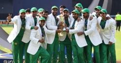 ورلڈ کپ میں پاکستان ضرور جیتے گا ۔۔ کرکٹر سرفراز احمد کس روحانی شخصیت کے پاس پہنچ گئے؟ پاکستانی سن کر جھوم اٹھے
