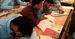 سکھر: میٹرک امتحانات مذاق بن گئے، نویں جمات کا کیمسٹری کا پرچہ آؤٹ