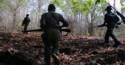 چھتیس گڑھ : بھارتی فورسز اور علیحدگی پسندوں میں مقابلہ