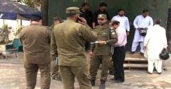 حمزہ کی گرفتاری کا معاملہ: پولیس کی بھاری نفری موجود، رینجرز پہنچ گئی