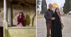 اداکارہ ریما نے یروشلم کا دورہ کرنے والی دوسری پاکستانی شخصیت ہونے کا اعزاز حاصل کرلیا