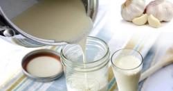 لہسن کا تھوڑا سا رس بھینس کے دودھ میں ملا کر پینے سے جسم میں فوراً کیا تبدلی آتی ہے؟ ہزاروں روپے بچانے والا نسخہ