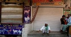 بھارت میںمسلمانوں پر عرصہ حیات تنگ، غازی آباد میں کاروبار زبردستی بند کروا دیا