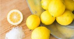 ''لیموں اور نمک '' آدھے سر کے درد کا چٹکیاں بجاتے ایسا آسان علاج کہ ڈاکٹر کے پاس جانے کی ضرورت ہی نہیں