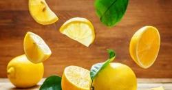 لیموں اور سبزیوں کے استعمال سے پتھری کے خطرے میں کمی