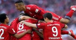 جرمن فٹبال لیگ: بورشیا ڈورٹمنڈ کو شکست، بائرن میونخ کا پہلی پوزیشن پر قبضہ
