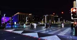 چین:پیدل چلنے والوں کے لیے اسمارٹ زیبرا کراسنگ نصب