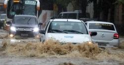 برازیل میں بارش و سیلاب، 10 افراد ہلاک