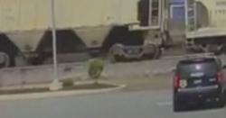 امریکا:پنسلوانیا میں مال گاڑی پٹری سے اتر گئی