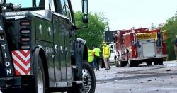 امریکا: الابامامیں بے قابو ٹرک، ڈے کیئر سینٹر میں جا گھسا