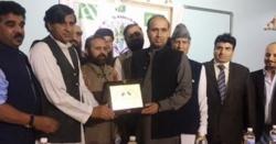 صدر کشمیرپریس کلب میرپور سجاد جرال کی زیرصدارت اراکین کشمیر پریس کلب میرپور کا اجلاس منعقد