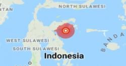 انڈونیشیا میں شدید زلزلہ، سونامی وارننگ جاری کر دی گئی