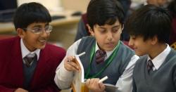 ہر دس قدم پر پرائیویٹ اسکولوں کی اوپننگ روز کا معمول بن گیا