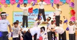 چیئرمین ثمرفاونڈیشن کادورہ مظفرآباد، سپیشل بچوں کے سکول کی عمارت بناکردینے کااعلان