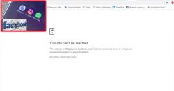 فیس بک ،واٹس ایپ اورانسٹاگرام اچانک بند کیا آپ کے پاس یہ ایپس کام کر رہی ہیں؟