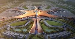 دنیا کا سب سے بڑا ایئر پورٹ تعمیر کے آخری مراحل میں
