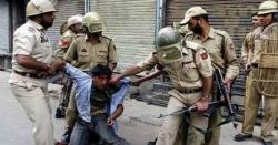 بھارت کو مقبوضہ کشمیر میں انسانی حقوق کی خلاف ورزیاں بند کرے، سرفراز خان