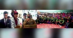 جی بی کے عوام محب وطن پاکستانی،دشمن کی نظریں یہاں کے امن پرہیں(فورس کمانڈر)