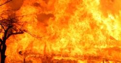 خلیفہ المسلمین حضرت عمر ؓ کے عہد میں شہر میں آگ لگ جانے کا واقعہ
